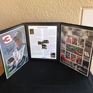 Dale Earnhardt Commemorative Folio Postage Stamps
